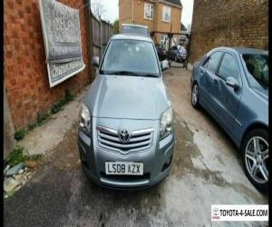 Toyota Avensis 2.0 D-4D TR 5dr 2008 for Sale