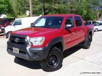 2013 Toyota Tacoma 59K CREW DOUBLE CAB 4 DOOR SR5 TRIM AUTO CRUISE SHORT BED