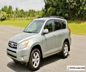 2007 Toyota RAV4 NO RESERVE 1 OWNER LIMITED 33 SERVICE RECORDS LOOK for Sale