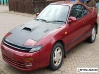 1991 Toyota Celica GT4 4x4 turbo *** Very Low miles - 84k Miles *** with MOT