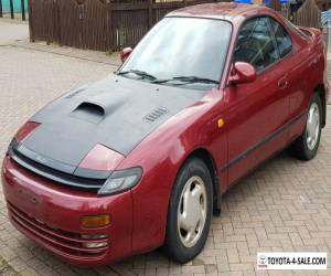 1991 Toyota Celica GT4 4x4 turbo *** Very Low miles - 84k Miles *** with MOT for Sale