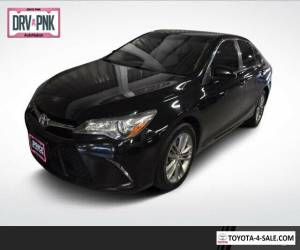 2016 Toyota Camry SE for Sale
