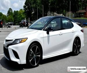 2018 Toyota Camry XSE V6 4dr Sedan for Sale