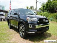 2015 Toyota 4Runner 4x4 Limited
