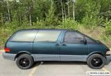 1997 Toyota Previa LE for Sale