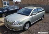 2004 Petrol Manual Toyota Avensis T3x 1.8 VVT-i - Brand New Engine for Sale