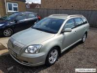 2004 Petrol Manual Toyota Avensis T3x 1.8 VVT-i - Brand New Engine