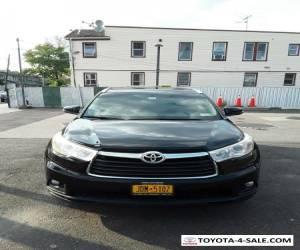 2016 Toyota Highlander XLE for Sale