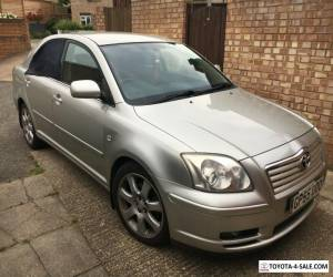 2005 (55) TOYOTA AVENSIS T4 - Sat Nav 1800cc - High Spec for Sale