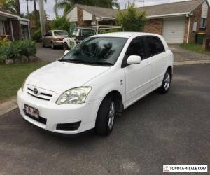 2005 Toyota Corolla CONQUEST SECA Automatic Hatchback for Sale
