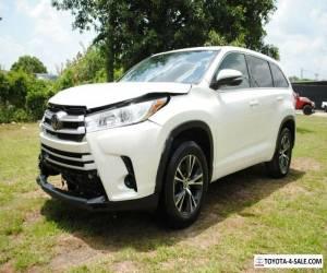 2017 Toyota Highlander LE I4 for Sale