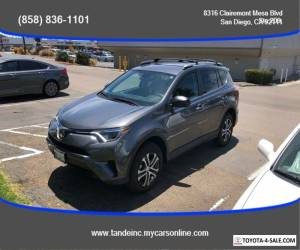 2018 Toyota RAV4 for Sale