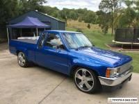1985 Toyota Hilux Extra Cab 1UZ V8