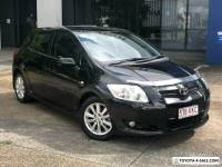 2009 Toyota Corolla ZRE152R Levin ZR Black Manual 6sp M Hatchback