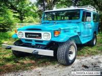 1975 Toyota Land Cruiser Hardtop