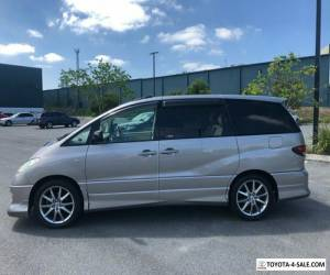 2004 Toyota Estima ACR30 Aeras T Silver Automatic 4sp A Wagon for Sale
