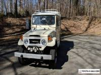 1977 Toyota Land Cruiser BJ40