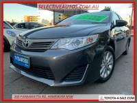2013 Toyota Camry ASV50R Altise Grey Automatic 6sp A Sedan