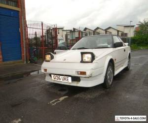 1990 Toyota MR2 MK1 T-Bar With Leather **93600 MILES ONLY*** NO RESERVE for Sale