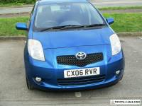 Toyota Yaris T-Spirit 5dr - Automatic - Diesel- One Owner