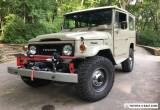 1980 Toyota Land Cruiser for Sale