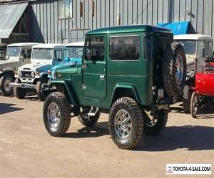 1970 Toyota Land Cruiser FJ40 for Sale