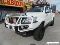 2014 Toyota Hilux KUN26R MY14 SR5 Double Cab Automatic 5sp A Utility