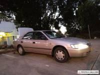 Toyota Camry, 2000 model, 195000 km, Auto, still registered