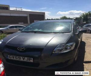 Toyota auris 1.3 eco for Sale