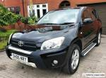 TOYOTA RAV4 4WD XT4 5DR 2006 PETROL MANUAL SORRY CAR IS NOW SOLD THANKYOU for Sale