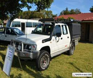 2003 toyota hilux 4x4 for Sale