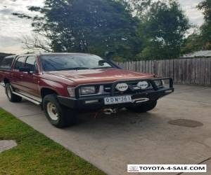 2000 Toyota DC HiLux Diesel for Sale