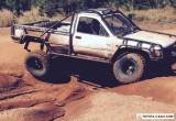 Toyota play rig comp truck for Sale