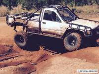 Toyota play rig comp truck