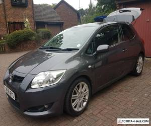 2008 Toyota Auris Automatic,73k full Toyota services History till march 2019 for Sale