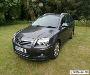 Toyota Avensis D4 D Tourer Estate,- Low Miles - 11 Mths Mot & Fsh  for Sale
