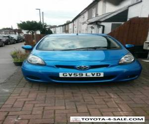 toyota aygo automatic car for Sale