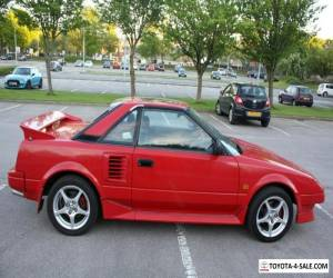 1989 TOYOTA MR2 MK1 1.6  HPI CLEAR - AW11 for Sale