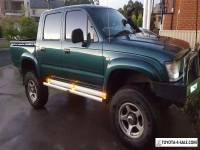 Hilux 4x4 dual cab diesel 3.7L