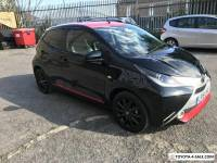 2018 TOYOTA AYGO X-PRE 6600 MILEAGE 5 DOOR HATCHBACK PETROL 998CC 5 SPEED MANUAL