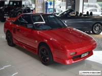 1989 Toyota MR2 1.6 T Bar 2dr