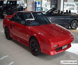 1989 Toyota MR2 1.6 T Bar 2dr for Sale