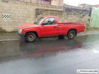 Toyota Hilux Single Cab 2.4  2wd 2001