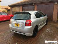 2005 Toyota Corolla T-Sport - Facelift Version Subtle Modified Car