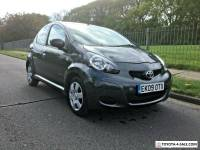 Toyota Aygo plus vvt 5 door hatchback