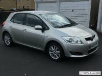 2007 TOYOTA AURIS AUTOMATIC VERY LOW MILEAGE NO RESERVE