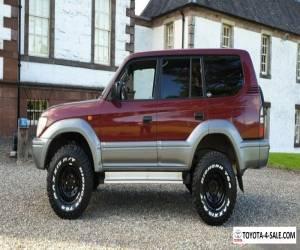 Toyota Landcruiser Colorado GX for Sale