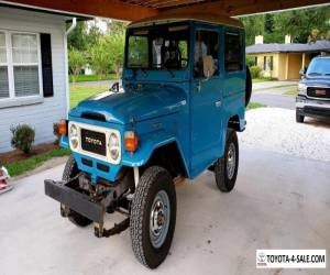 1979 Toyota Land Cruiser for Sale
