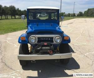 1974 Toyota Land Cruiser for Sale