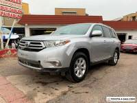 2013 Toyota Highlander All-wheel Drive V6